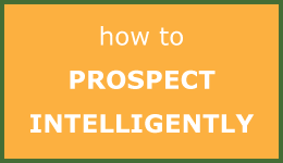 How to Use Your Brain to Prospect Intelligently