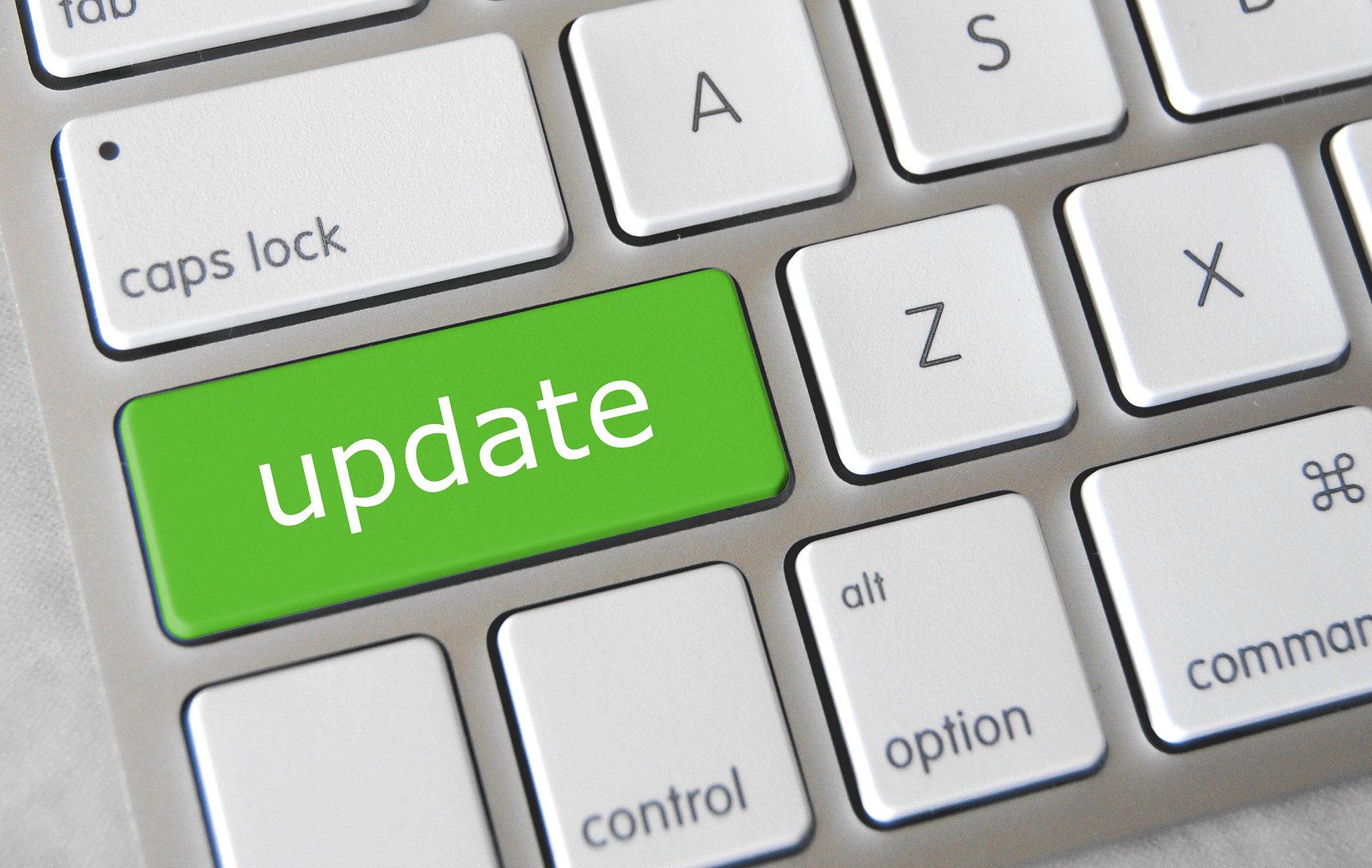 Update sales intel regularly