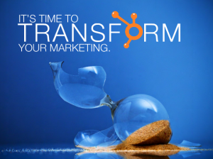 HubSpot's Time to Transform Your Marketing