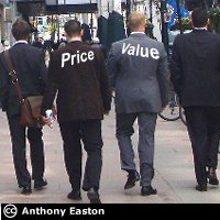 Price without Value is Meaningless