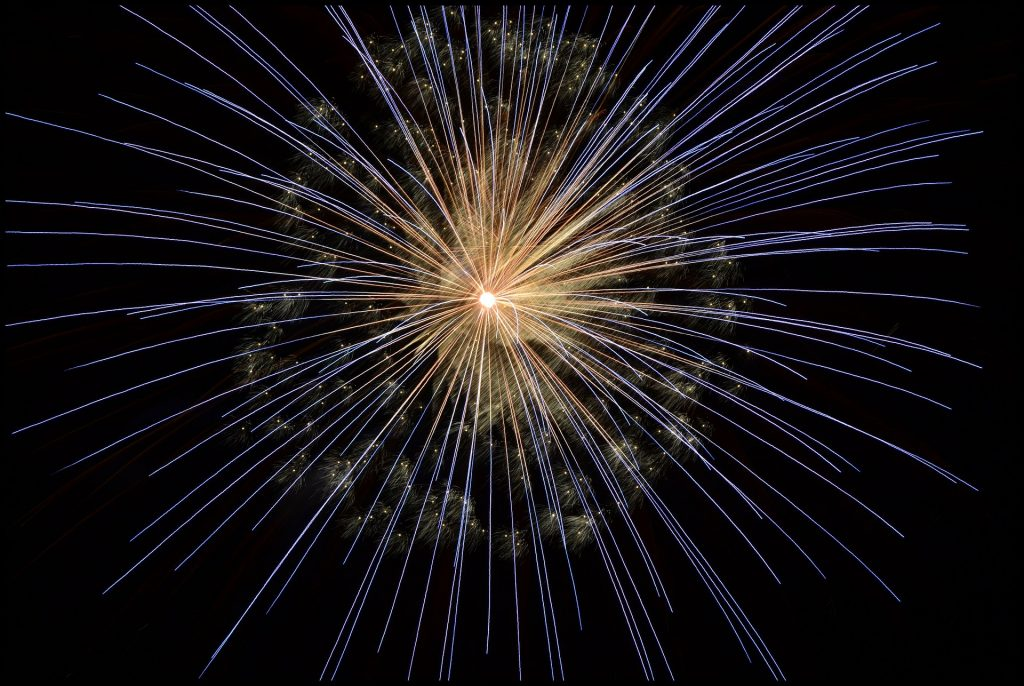 Don't Forget the Fireworks Finale