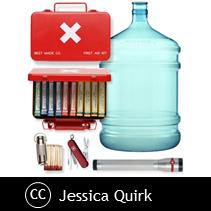 DIY Emergency Sales Kit