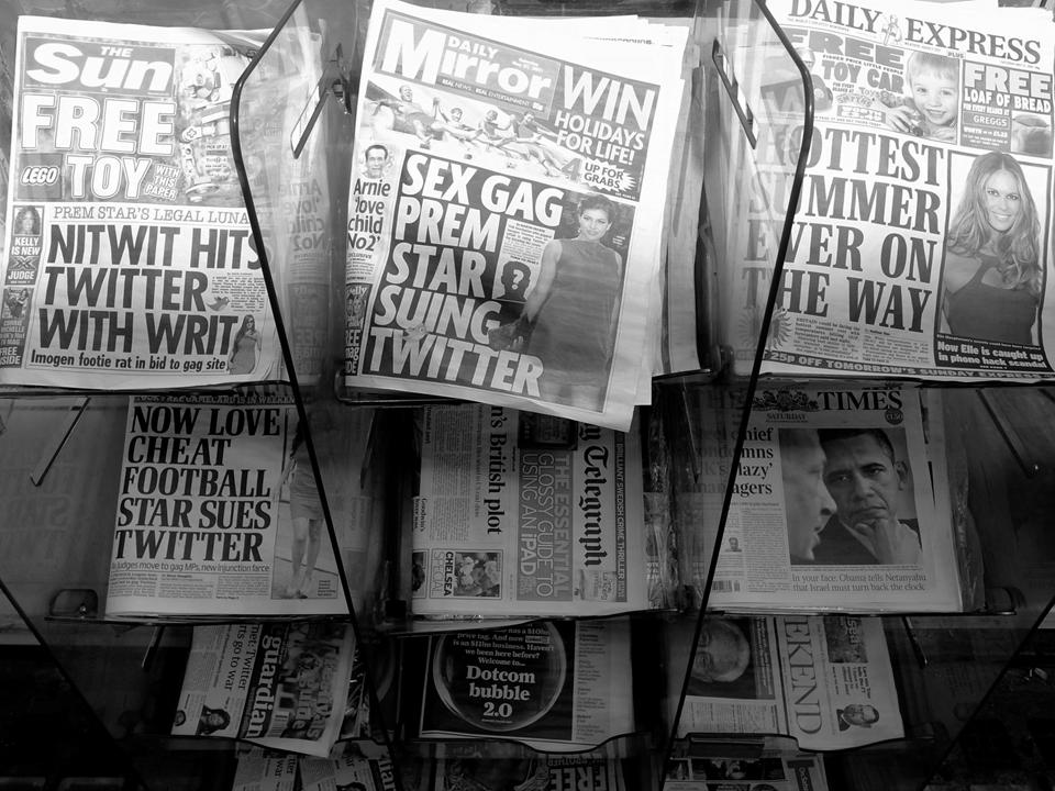 Avoid National Enquirer Headlines