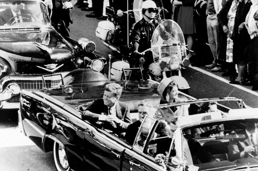 Enigma JFK